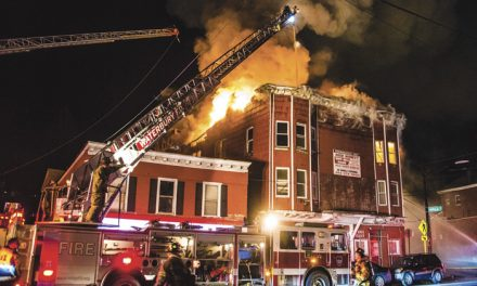 Waterbury Apartment Fire