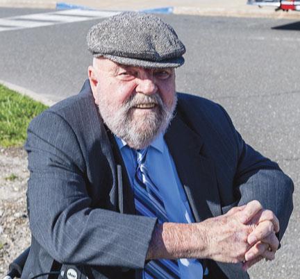 Patchogue's John L. Barry, Jr.