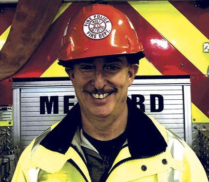 Medford's Bryan Danziger
