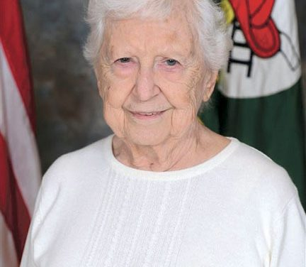 Greenwood's Elaine Jones