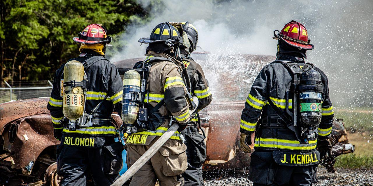 Greene County TN volunteer departments train