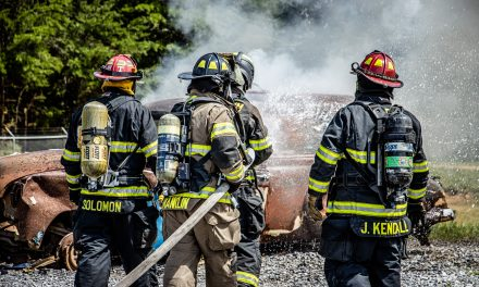 Greene County TN volunteer departments train