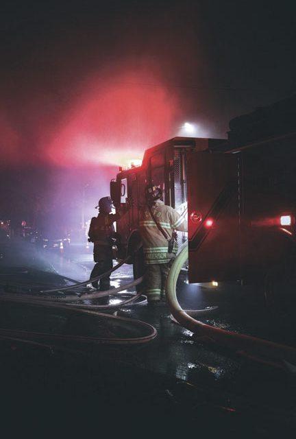 East Hartford 2-Alarm