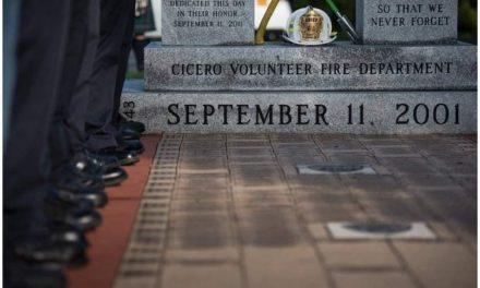The Cicero NY 9/11 Memorial