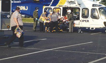 6 Injured in 2 MVAs 5 Minutes Apart