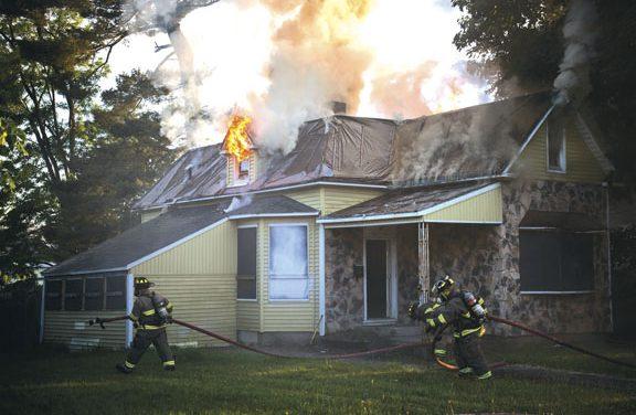2 Alarm Fire in Schenectady