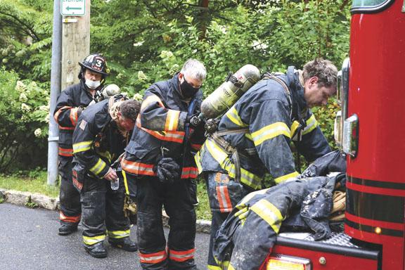 Scarsdale 2-Alarm Dwelling Fire