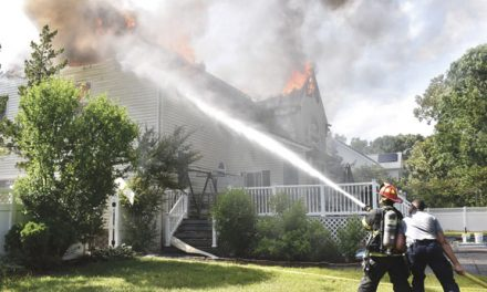 Scullville House Fire