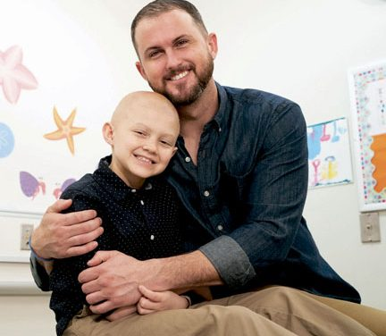 Let's Cure Childhood Cancer. Together.