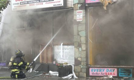 Uniondale Commercial Fire
