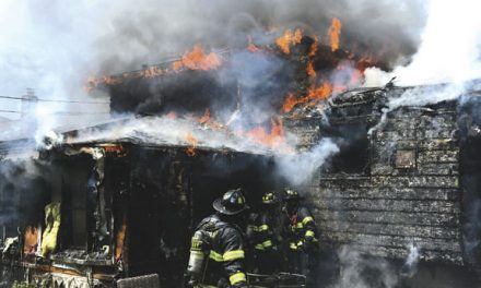 South Farmingdale House Fire