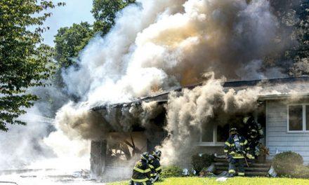 St. James Garage Fire