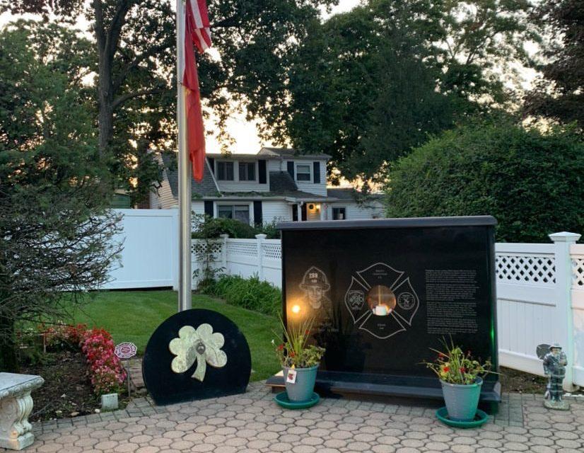 The South Hempstead NY 9/11 Memorial