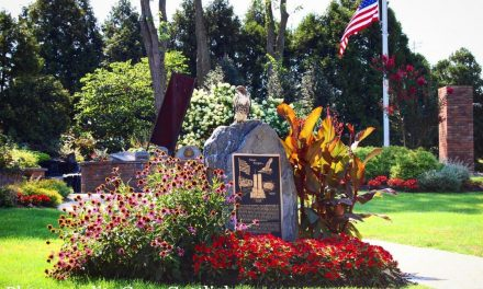 The Hauppauge NY 9/11 Memorial