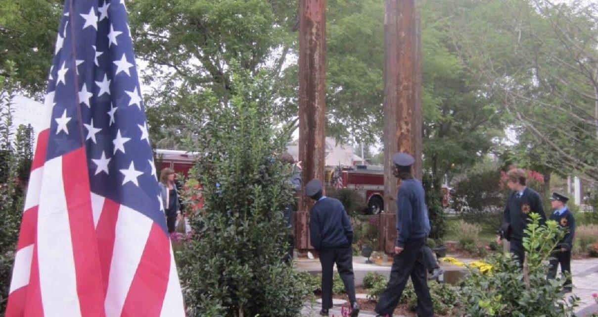 The Lynbrook NY 9/11 Memorial