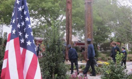 The Lynbrook NY 9/11 Memorial