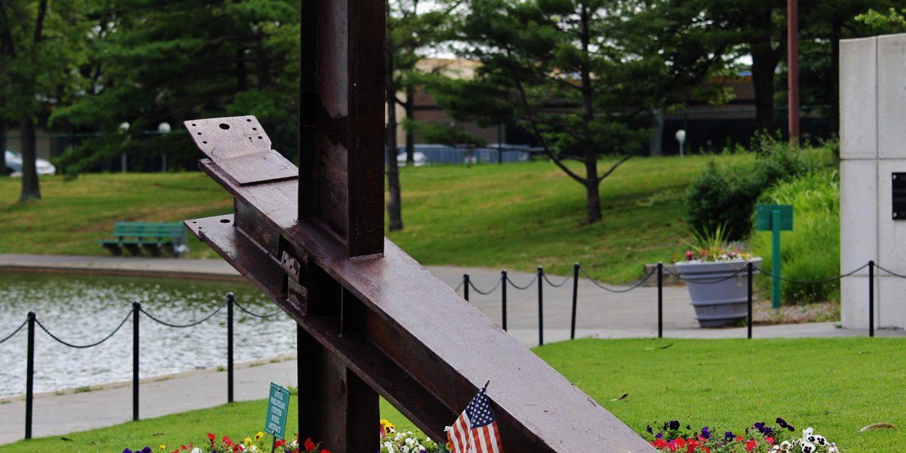 The Nassau County NY Eisenhower Park 9/11 Memorial