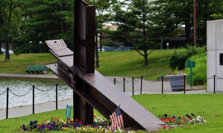 The Nassau County NY Eisenhower Park 9/11 Memorial