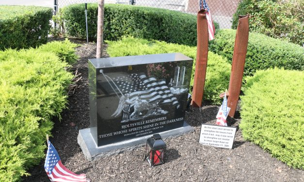 The Holtsville NY 9/11 Memorial