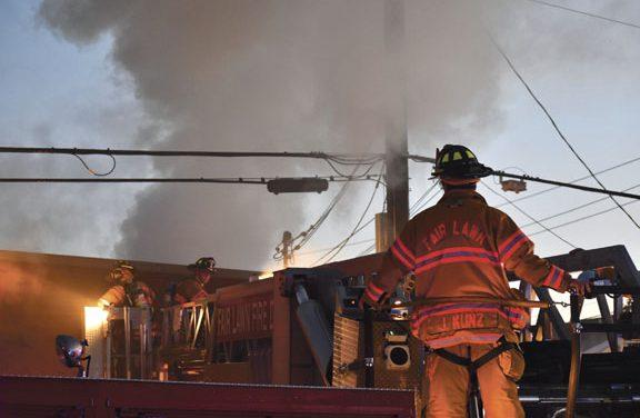 Restaurant Blaze in Fair Lawn