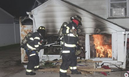 Working Fire in Uniondale