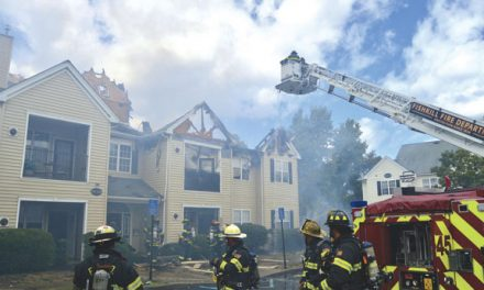 Fishkill Apartment Fire