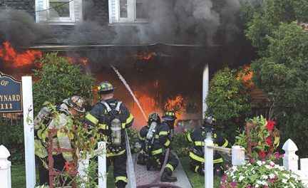 Manhasset Structure Fire