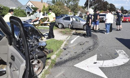 Wantagh Responds to MVA
