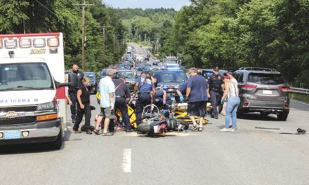 Car vs. Motorcycle MVA