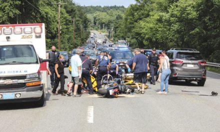 Car vs. Motorcycle MVA
