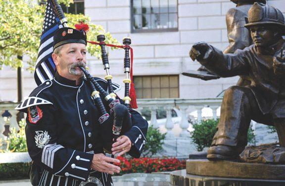 Massachusetts Fallen Firefighters Memorial 2020