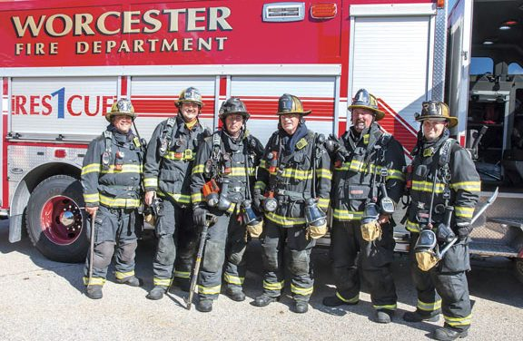 Worcester's O'Connor Retires After 40 Years
