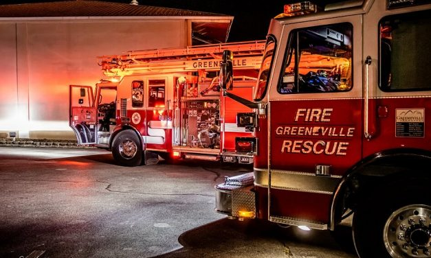 GREENEVILLE (TN) CREWS INVESTIGATE SMOKE ALARM AT MOTEL