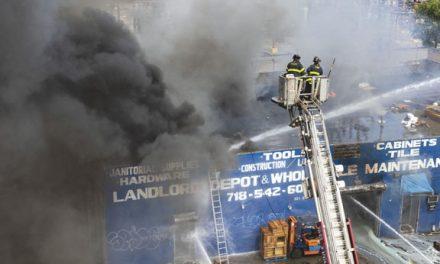 Bronx Commercial 3-Alarmer