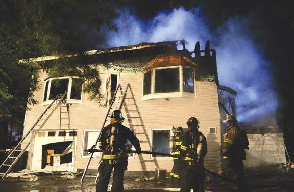 Chappaqua House Fire