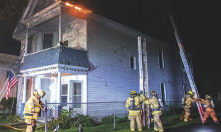 Fire Damages Scotia Home