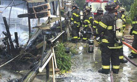 Melville Battles Nursery Blaze