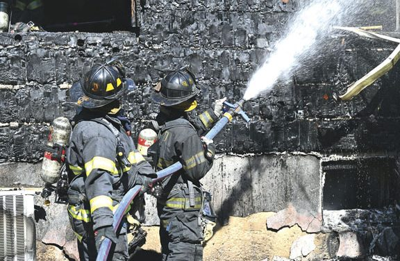 Valley Stream House Fire