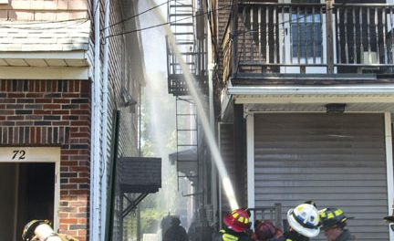 11 FFs Injured in Passaic 5-Alarm Blaze