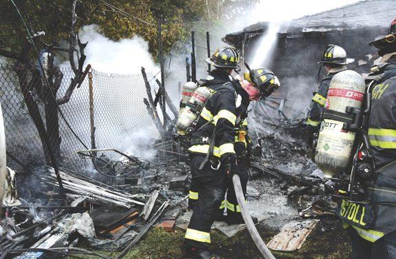 Wantagh House Fire