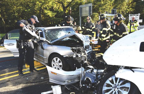 5-Car MVA in Smithtown