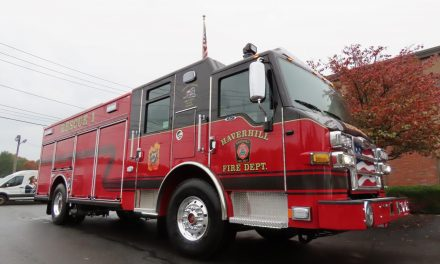 NEW PIERCE RESCUE FOR HAVERHILL FIRE DEPARTMENT (MA)