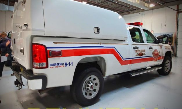 FRANKLIN TOWNSHIP (NJ) TAKES DELIVERY OF NEW RAPID RESPONSE VEHICLE