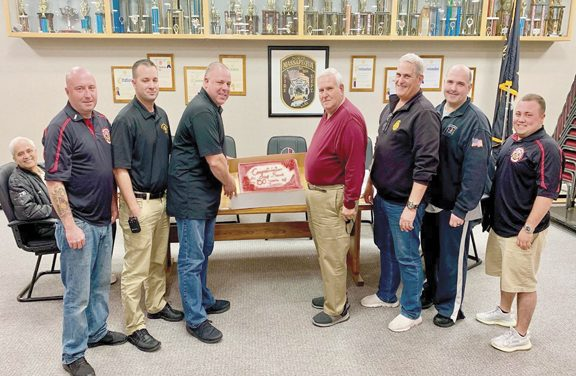 50 Years of Service for Frank Nocerino