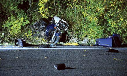 Fatal Motorcycle Crash in Selkirk