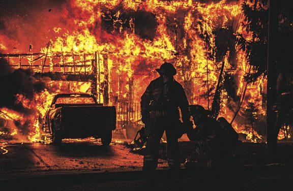2 Injured at Town of Bethlehem Blaze