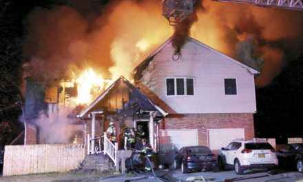 Stubborn Blaze in Islip Terrace Displaces 19