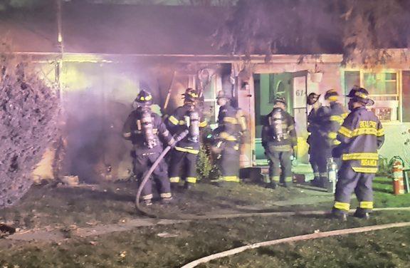 Electrical Fire in Bellport