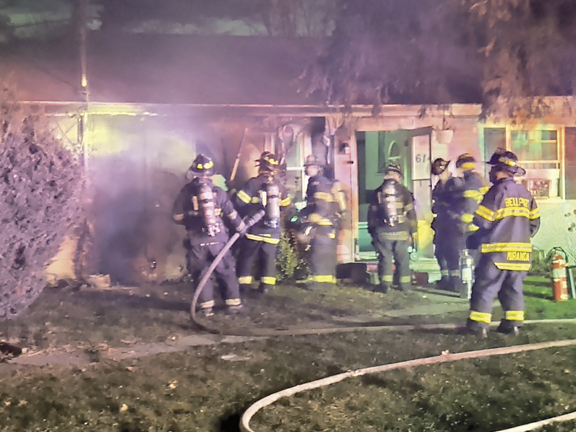 Electrical Fire in Bellport