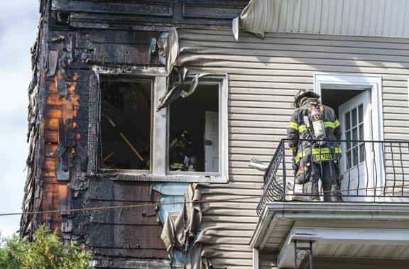 2-Alarmer in New Rochelle